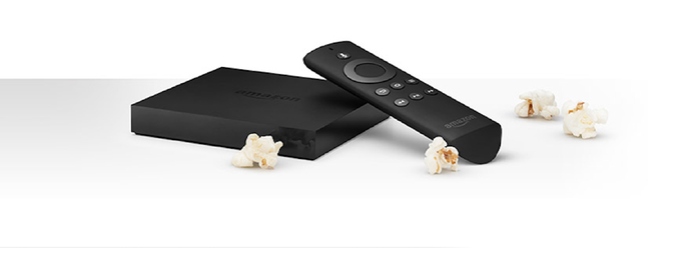 Amazon launches Fire TV device