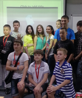 Russian students 3D workshop 12