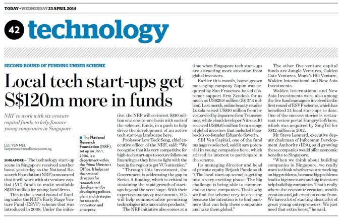 23-Apr-Local-tech-start-ups-get-$120m-more-in-funds