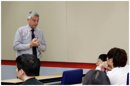 Preview Session on 20 Jan 2015 by Mr David Bell