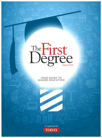 The First Degree supplement by TODAY